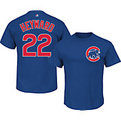 Majestic Men's Chicago Cubs Jason Heyward #22 Royal T-Shirt