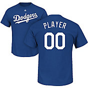 Majestic Men's Full Roster Los Angeles Dodgers Royal T-Shirt