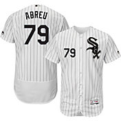 Majestic Men's Authentic Chicago White Sox Jose Abreu #79 Alternate White Flex Base On-Field Jersey