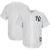 Majestic Men's Replica New York Yankees Cool Base White Cooperstown Jersey
