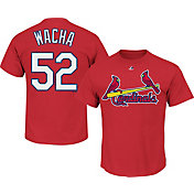 Majestic Youth St. Louis Cardinals Michael Wacha #52 Red T-Shirt