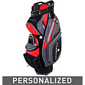 Maxfli U/Series 5.0 Personalized Cart Bag - Black/Red
