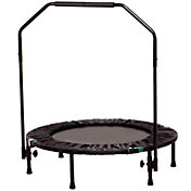 "Marcy 40"" Cardio Trampoline with Handle"