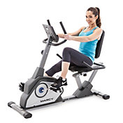 Marcy Recumbent Magnetic Exercise Bike