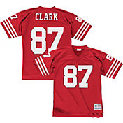 Mitchell & Ness Men's 1982 Home Game Jersey San Francisco 49ers Dwight Clark #87