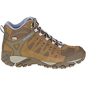 Merrell Women's Accentor Mid Ventilator Waterpoof Hiking Boots