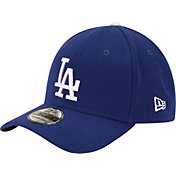 New Era Men's Los Angeles Dodgers 39Thirty Classic Royal Stretch Fit Hat
