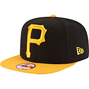 New Era Men's Pittsburgh Pirates 9Fifty Grand Logo Adjustable Hat