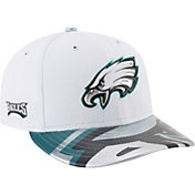 New Era Men's Philadelphia Eagles 2017 NFL Draft 59Fifty Fitted White Hat