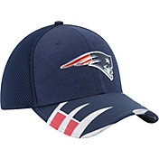 New Era Men's New England Patriots 2017 NFL Draft 39Thirty Adjustable Navy Hat