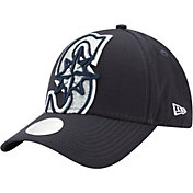 New Era Women's Seattle Mariners 9Forty Glitter Glam Adjustable Hat