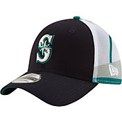 New Era Youth Seattle Mariners 39Thirty Mascot Wrap Flex Hat