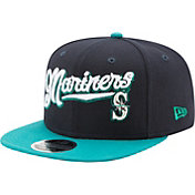 New Era Youth Seattle Mariners 9Fifty Adjustable Hat