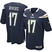 Nike Boys' Home Game Jersey Los Angeles Chargers Philip Rivers #17