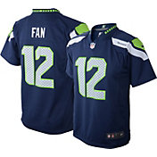 Nike Boys' Home Game Jersey Seattle Seahawks Fan #12