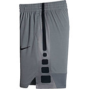 Nike Boys' Dry Elite Stripe Basketball Shorts
