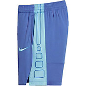 Nike Girls' Dry Elite Stripe Basketball Shorts