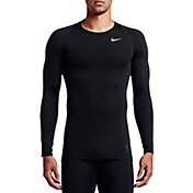 Nike Men's Pro Cool Long Sleeve Compression Shirt