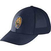 Nike Men's Cal Golden Bears Blue Legacy91 Flex Mesh Back Hat