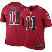 Nike Men's Color Rush 2016 Atlanta Falcons Julio Jones #11 Legend Game Jersey