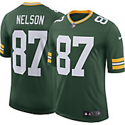 Nike Men's Home Limited Jersey Jordy Nelson #87