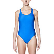Nike Women's Core Solid Fast Back Swimsuit