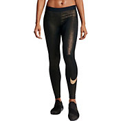 Nike Women's Pro Cool Metallic Tights