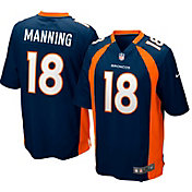 Nike Youth Alternate Game Jersey Denver Broncos Peyton Manning #18