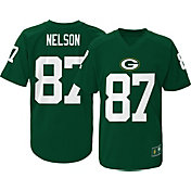 NFL Team Apparel Youth Green Bay Packers Jordy Nelson #87 Green T-Shirt