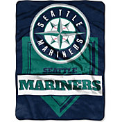 Northwest Seattle Mariners Home Plate Blanket