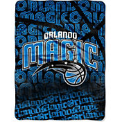 Northwest Orlando Magic Redux Micro Raschel Throw Blanket