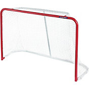 PRIMED 72'' Authentic Metal Hockey Goal