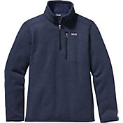 Patagonia Boys' Quarter-Zip Fleece Better Sweater