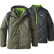 Patagonia Boys' 3-in-1 Jacket