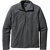 Patagonia Men's Oakes Quarter Zip Fleece Pullover