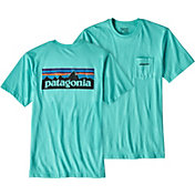 Patagonia Men's P-6 Logo Pocket T-Shirt