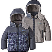 Patagonia Boys' Toddler Reversible Tribbles Hoodie