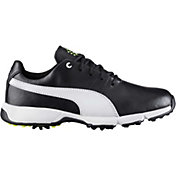 Puma Kids' TITANTOUR Cleated Jr. Golf Shoes