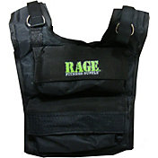 RAGE 3 - 36 lb Adjustable Weighted Vest