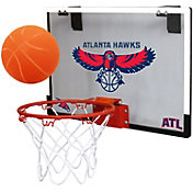 Rawlings Atlanta Hawks Game On Polycarbonate Hoop Set