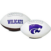 Rawlings Kansas State Wildcats Signature Series Full-Size Football