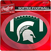 Rawlings Michigan State Spartans Quick Toss Softee Football