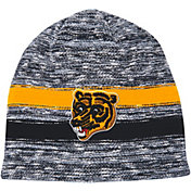 Mitchell & Ness Men's Boston Bruins Static Stripe Grey Beanie