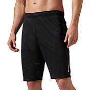 Reebok Men's Antimicrobial Knit Shorts