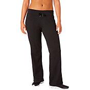 Reebok Women's Brushed Open Hem Sweatpants