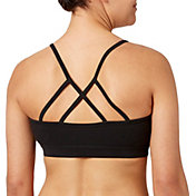 Reebok Women's Cotton Strappy Sports Bra