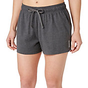 Reebok Women's Heather Jersey Shorts