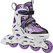 Roller Derby Girls' Stryde Adjustable Inline Skates