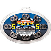 Roller Derby Skate Corporation Bevo Silver-5 Race Rated Bearings