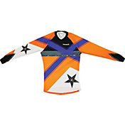 Reusch Adult Cross Star Pro-Fit Soccer Goalkeeper Jersey